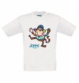 T-shirt aapje jongen