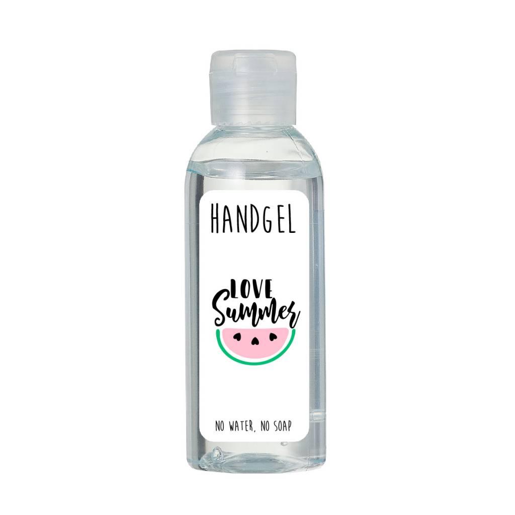 Handgel (mini) love summer meloen