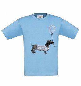 T-shirt Teckel