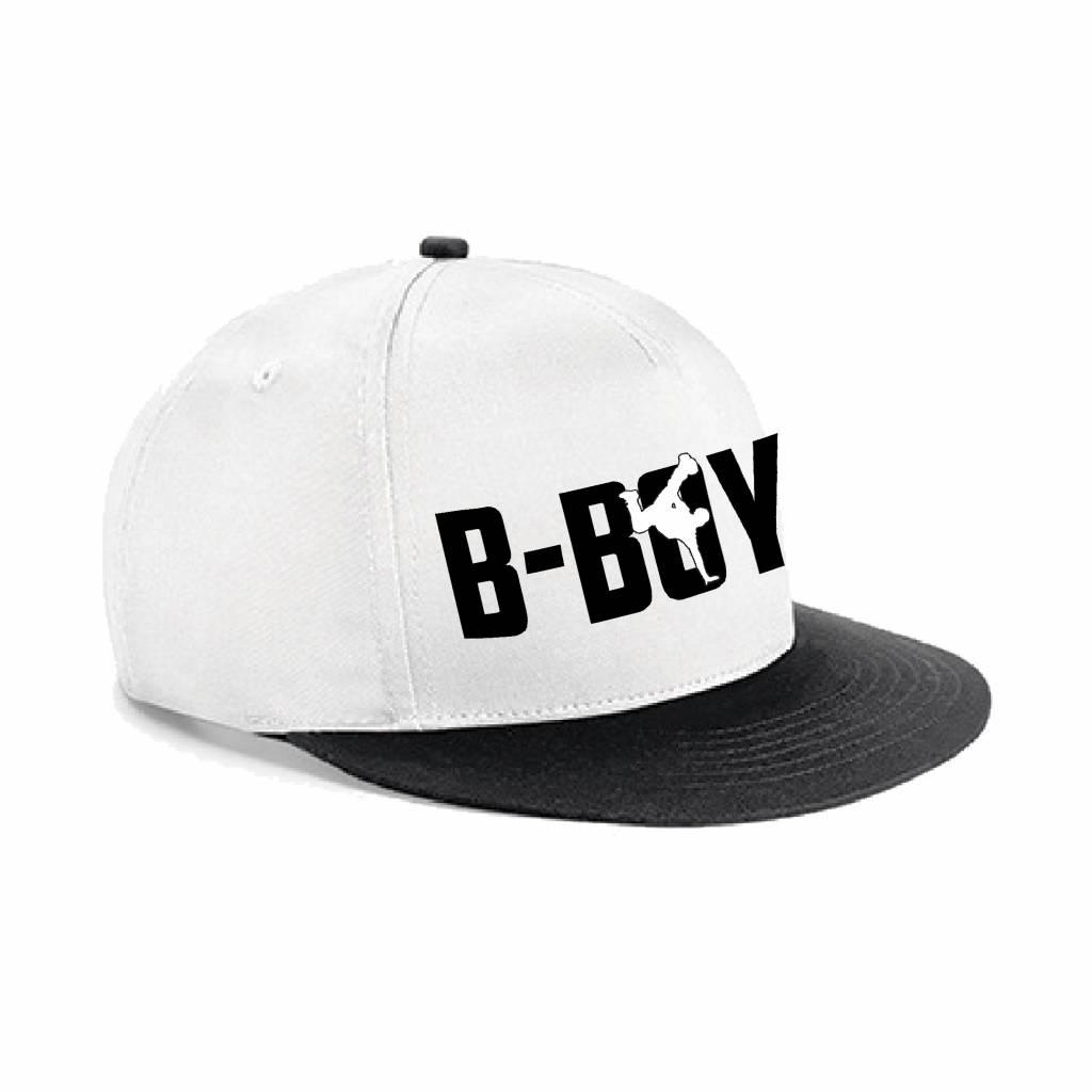 B-boy breakdance snapback pet