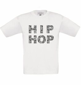 T-shirt Hiphop inkleuren