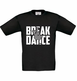 T-shirt Breakdance