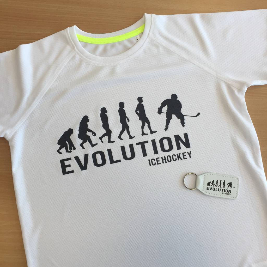 Evolution ice hockey - Sport shirt quick&dry