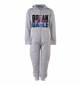 Breakdance onesie