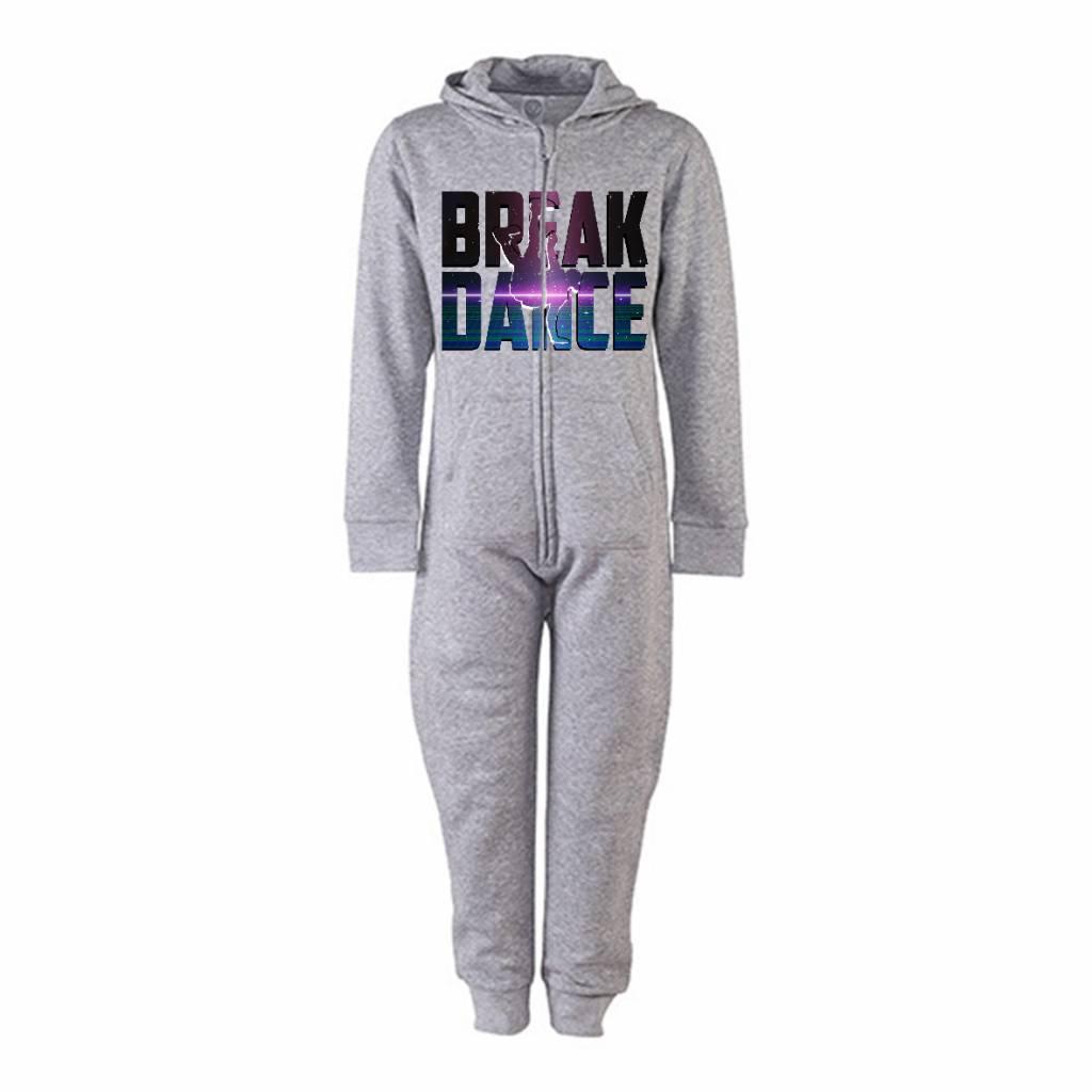 Breakdance onesie