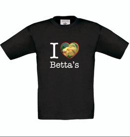 T-shirt naar wens bedrukt