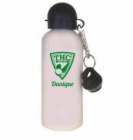 Bidon THC of andere club met naam en logo