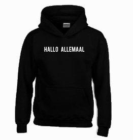 Hallo allemaal hoodie