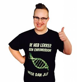 Chromosoom t-shirt