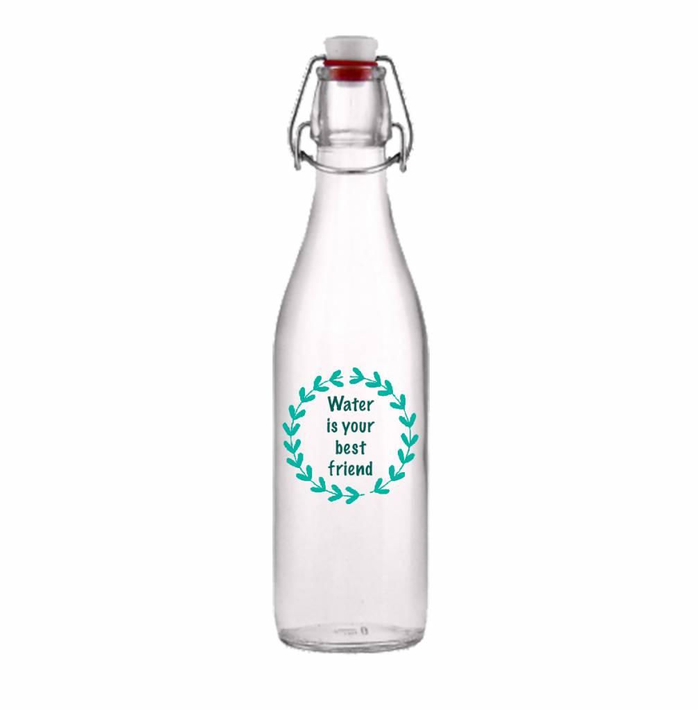 Waterfles water is your best friend