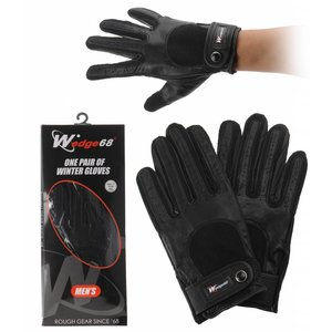 Wedge 68 Winter gloves, leather