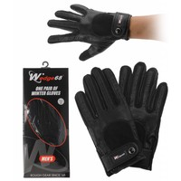 Wedge 68 Winter gloves, leather - Copy