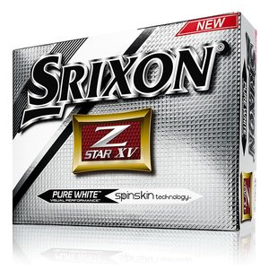 Srixon Zstar XV golfballen 12 st - wit