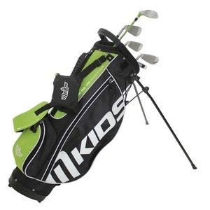 Masters Golf M-Kids Halve set Groen (5 stokken) met tas - 145cm