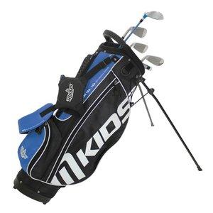 Masters Golf M-Kids Halve set Blauw (5 stokken) met tas - 155cm