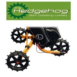 Clicgear Clicgear Hedgehock winter wheels