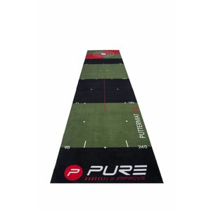 Pure 2 improve Puttingmat 3.0
