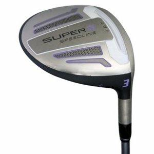 Adams Golf LADIES Super S Black Fairway Wood