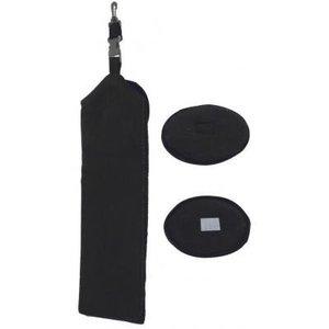 Legend Golf Towel Black
