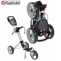 Fast Fold Trike 3 wheel trolley - zilver