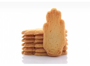 Antwerpse Handjes Biscuits - Exclusive tin box