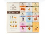 Dolfin Assortiment van 27 chocolade tabletjes in luxe doos