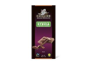 Cavalier Stevia Tablet Melkchocolade