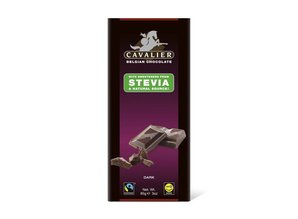 Cavalier Stevia Tablet Dark Chocolate