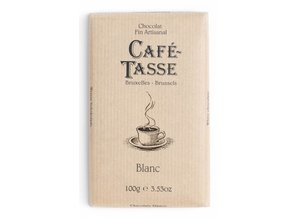 Café-Tasse Tablet White Chocolate
