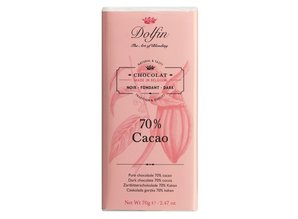 Dolfin Pure Chocolade 70% Cacao