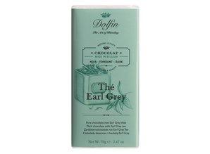 Dolfin Dark Chocolate with Earl Grey Tea