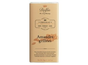 Dolfin Dark Chocolate with Grilled Almonds