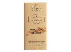 Dolfin Pure Chocolade met Geroosterde Amandelen