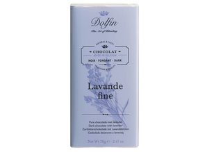 Dolfin Dark Chocolate with Lavender from Haute-Provence