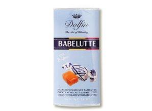 Dolfin Melkchocolade met Babelutte uit Brugge