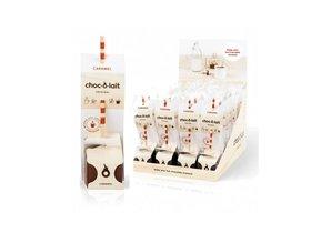 Choc-o-lait Caramel Chocolade Stick - 24 stuks
