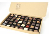 SJOKOLAT 45 assorted chocolates in presentation box