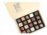 SJOKOLAT 20 assorted chocolates in presentation box