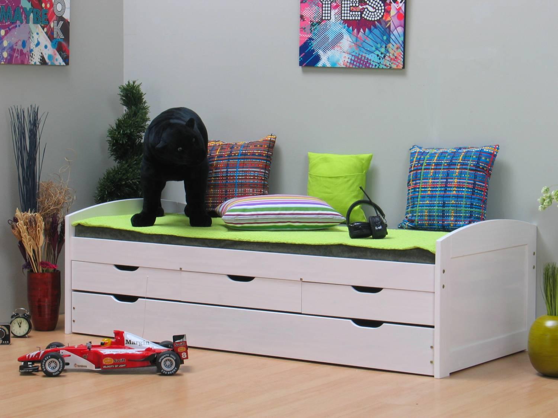 Kledingkast hedda 2deurs wit grenen   hioshop.nl   online meubels ...
