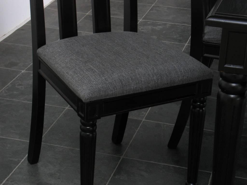 Eetkamer tafel met stoelen beste inspiratie voor huis ontwerp - Tafel eetkamer ontwerp wit ...