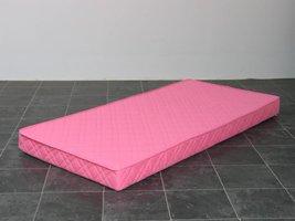 Matras roze afneembaar wasbaar