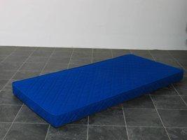 Binnenverings matras 90x200 blauw