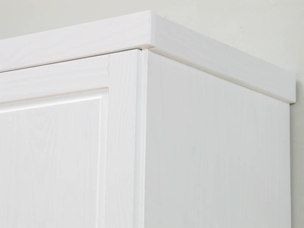 4deurs kast wit 2x2 oslo kledingkast   hioshop.nl   online meubels ...