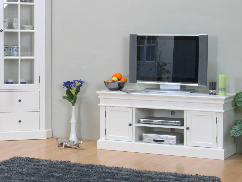 Tv Kast Wit : Tv meubel wit en hout best of dover tv kast plete woonkamers