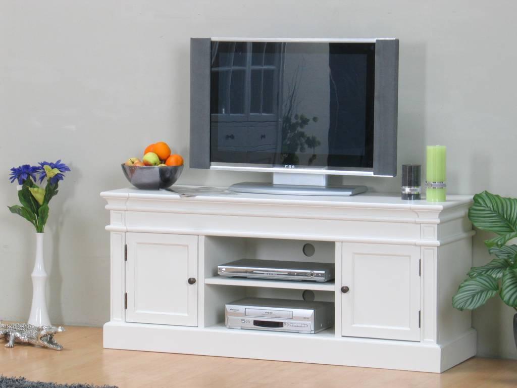 TV meubel Mozart wit - hioshop.nl - online meubels - goedkope meubels