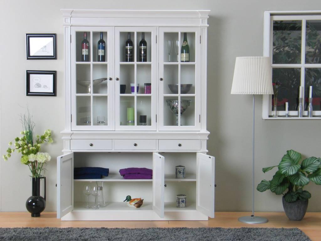... Mozart wit buffet - hioshop.nl - online meubels - goedkope meubels