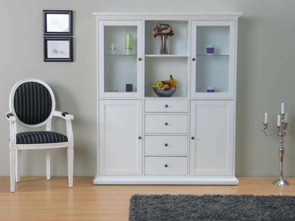 Witte woonkamer kast ~ Artikill.com