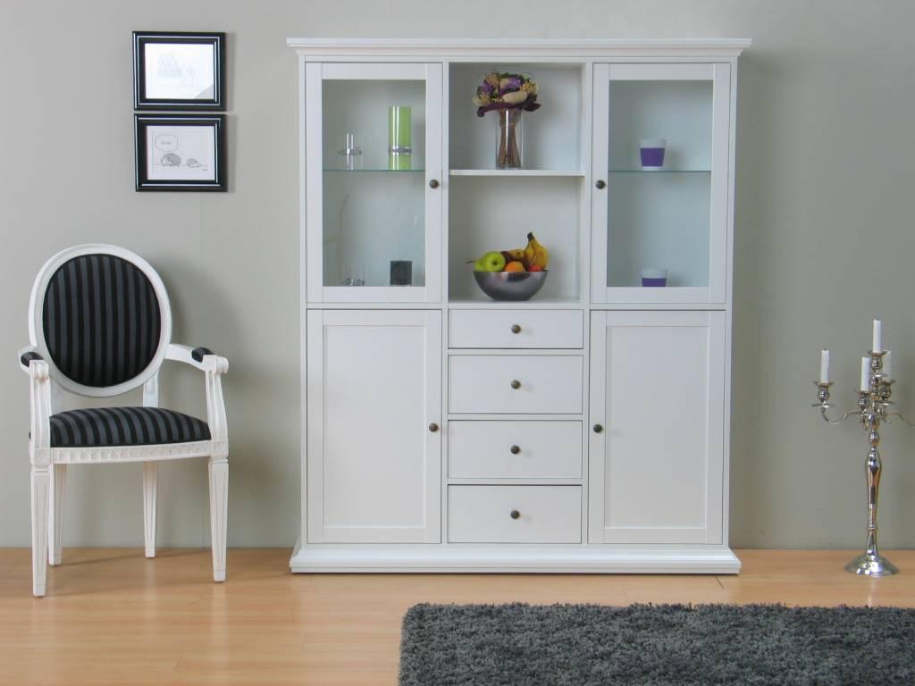 Venetië woonprogramma wit   witte meubels   witte meubelen   witte ...