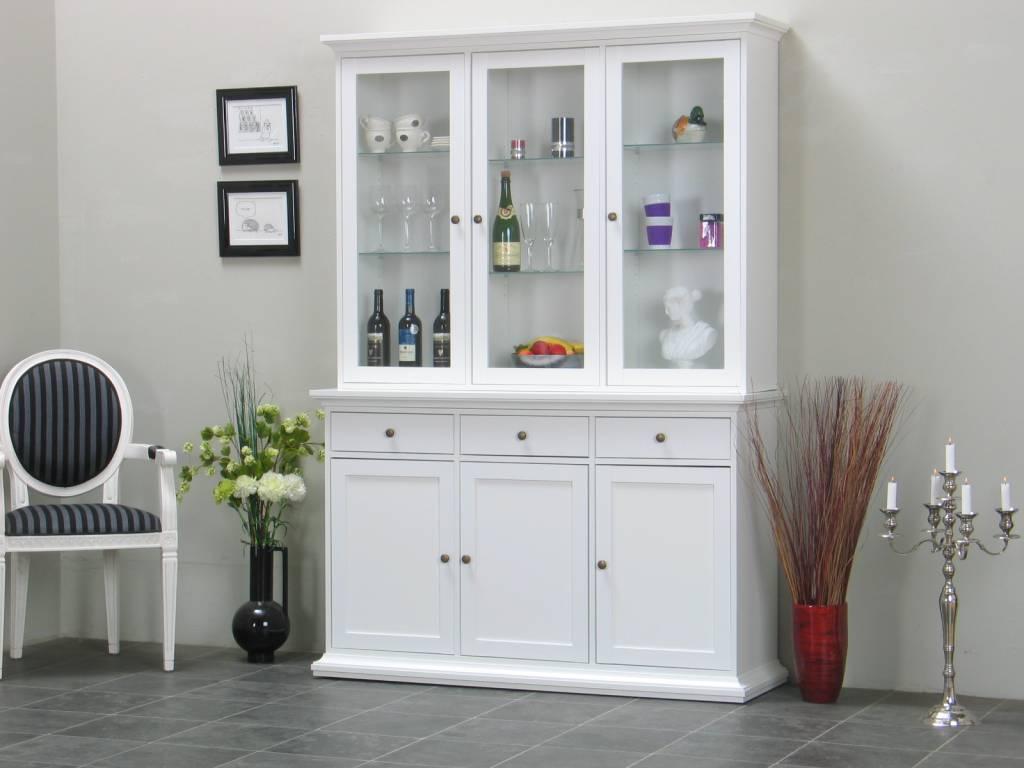 tvilum buffetkast veneti grote 3drs kast wit. Black Bedroom Furniture Sets. Home Design Ideas