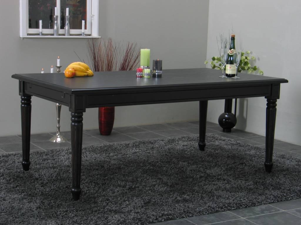 Eettafel mark massief eiken 160 x 90   hioshop.nl   online meubels ...